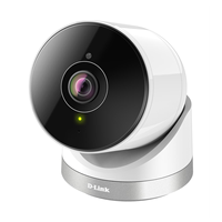 D-Link DCS-2670L, IP security camera, Indoor & outdoor, Dome, Silver, White, Ceiling, Waterproof