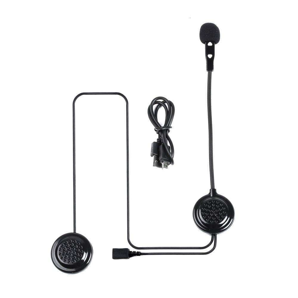 EJEAS 300 Meters Double Bluetooth Helmet Headset Wireless Communication Ski Intercom E200