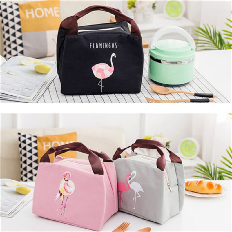 US Insulated Cooler Lunch Bag Picnic Storage Box For Work Men/Women Kids School