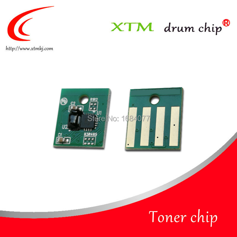 4X 5K Toner global chip for Lexmark MS317dn MS417dn cartridge printer chip