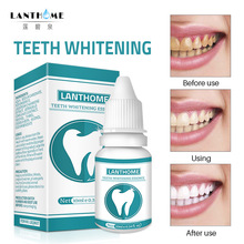 Tooth whitening Beautiful Liquid Yellow Smoke Stains Clean Oral Cavity Nursing Spotted Plaque teeth dental smile dentist