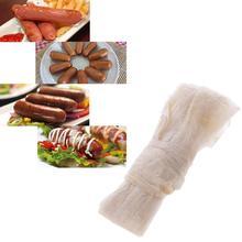 28-30 мм Сухой кишки колбаса хот-дог салями мясо корпус пальто инструменты для приготовления пищи