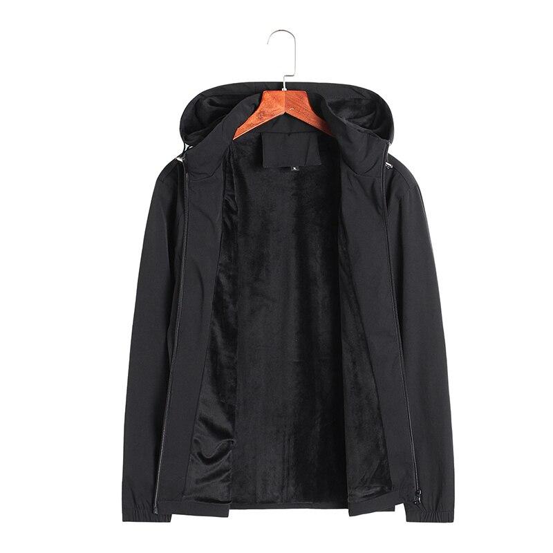Casual Mode Automne Vestes Lâche Solide Taille Hommes Manteaux Homme 7xl Outwear Hiver De blue Plus Black Pardessus Bomber Grande 8xl Veste wOvWpI