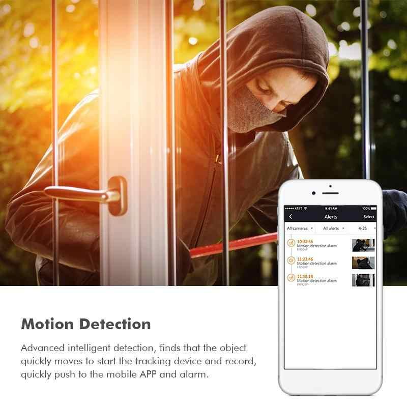 HD 1080 P Siêu Rõ Ràng Không Dây Có Dây An Ninh Wifi IP Máy Ảnh 3.6mm 2.0MP Lens Night Vision Two Way Âm Thanh nhà thông minh Hệ Thống Video