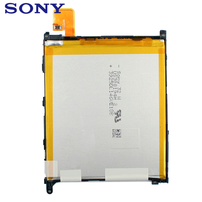 Original Replacement Phone Battery For SONY XL39h Xperia Z Ultra C6802 Togari L4 ZU C6833 LIS1520ERPC Authenic Battery 3000mAh in Mobile Phone Batteries from Cellphones Telecommunications
