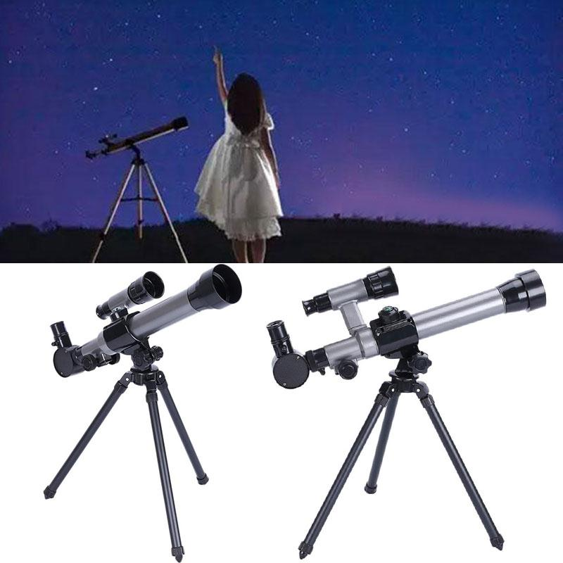 Image 2 - New Sale Outdoor Monocular Astronomical Telescope With Tripod Portable Toy Children-in Monocular/Binoculars from Sports & Entertainment