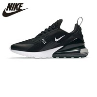 Nike AIR MAX 270 Male Running Shoes Outdoor Non slip Comfortable Sports Sneakers Original Nike #AH8050