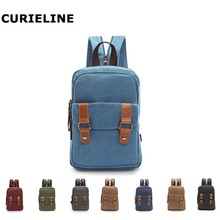 latest backpack canvas vintage laptop outdoor wholesale