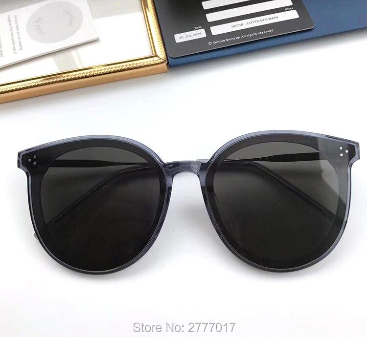 e8056130a5a9 2019 JACK HI Vintage Round FLATBA Sunglasses Men Women GM Brand Gentle  eyeglasses Driving Polarized mirror lenses Oculos De Sol-in Sunglasses from  Apparel ...