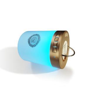 Image 4 - Leitor muçulmano reciter toque alcorão alto falante colorido led 8 gb cartão de memória sem fio bluetooth alto falante suporte controle remoto novo