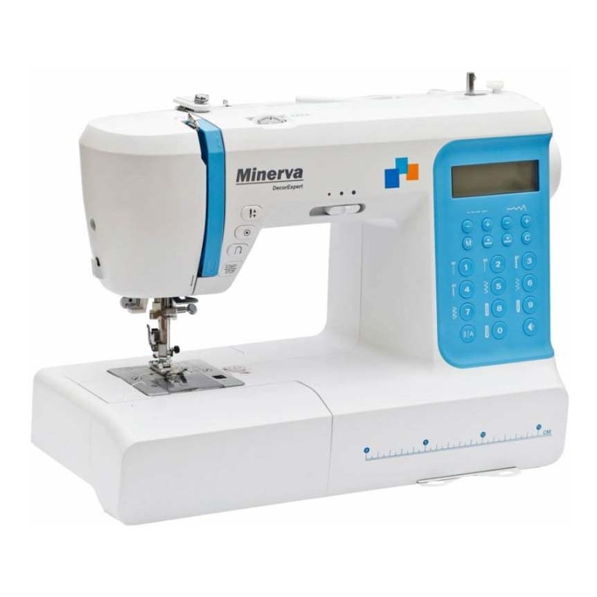 Sewing machine Minerva DecorExpert sewing machine minerva m832b