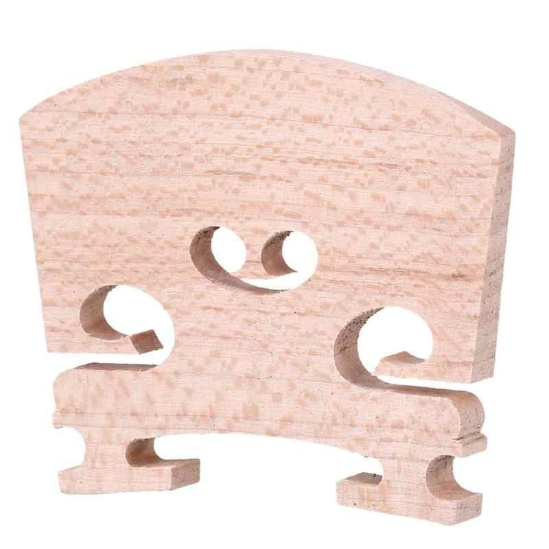 Wood Acoustic Violin Bridge Maple Violin Code Musical Instrument Accessory