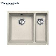 Кухонная мойка Zigmund & Shtain Integra 500.2