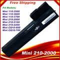 Laptop Batterie für HP Mini 210-2000 Mini 110-3500 110-3600 110-3700 CQ10-600LA HSTNN-LB1Y HSTNN-UB1Y