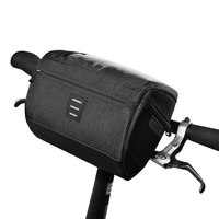 Bike Bag For Bicycle Handlebar Waterproof Front Frame Bag For Bicycle With 6 Inch Touchscreen Phone Case For Bike