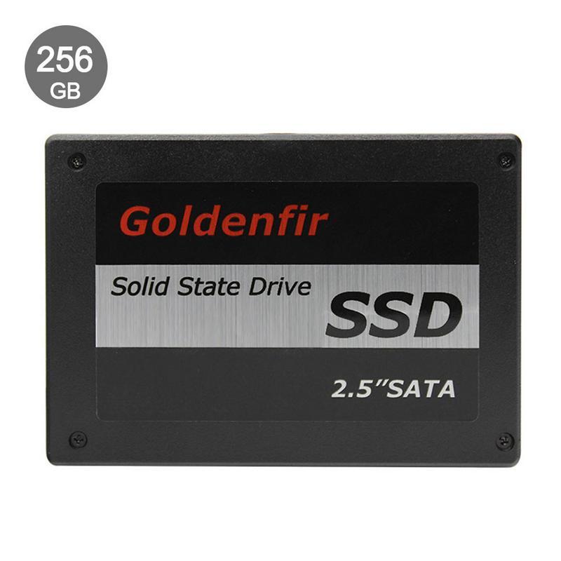 Disque SSD interne 2.5 Pouces SATA SSD 256G 360G 480G 512G 960G Bureau ordinateur portable notebook Universel Disque dur
