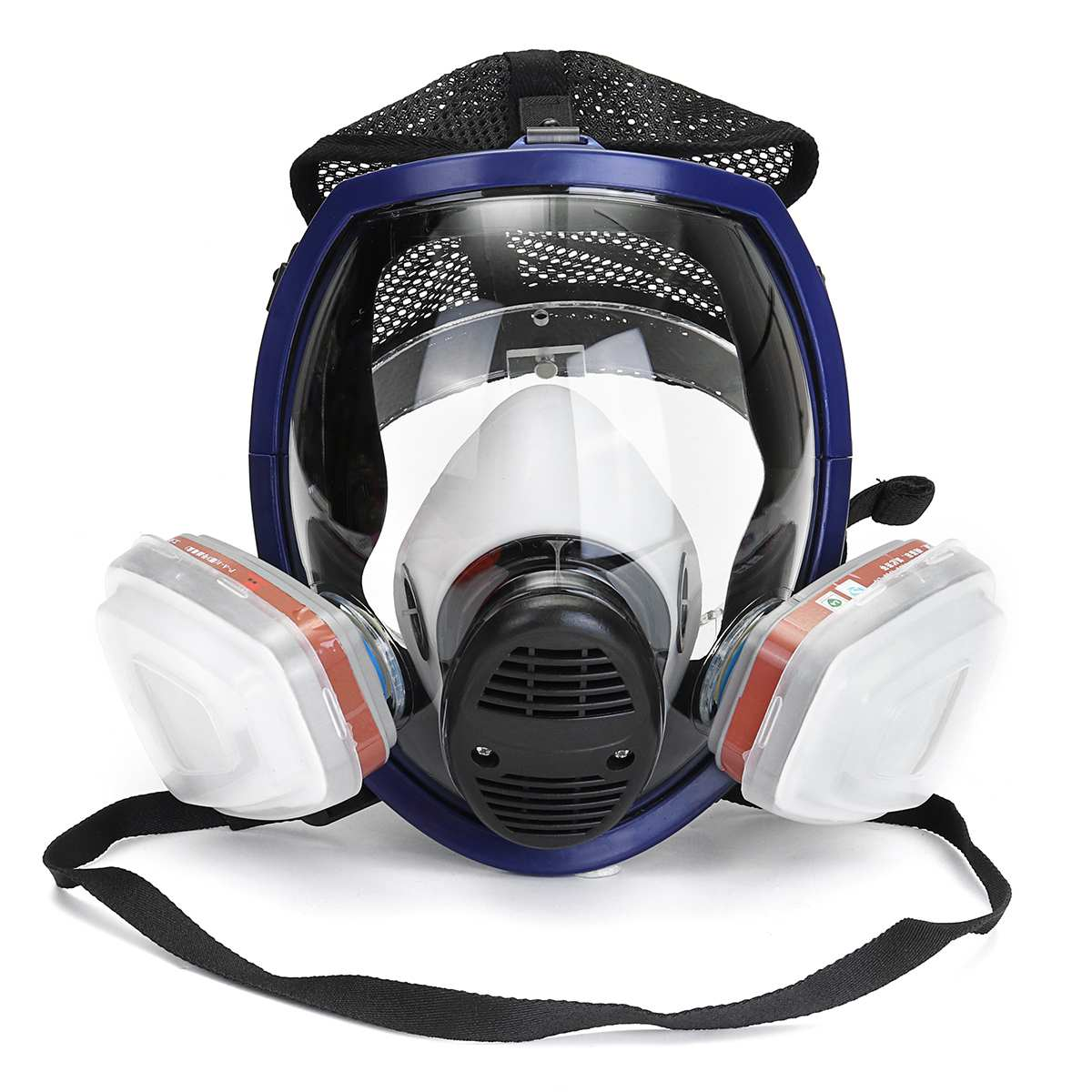 15 in 1 Large Size Full Face 6800 Gas Mask Facepiece Respirator Painting Spraying Chemical Laboratory Medical Safety Mask15 in 1 Large Size Full Face 6800 Gas Mask Facepiece Respirator Painting Spraying Chemical Laboratory Medical Safety Mask