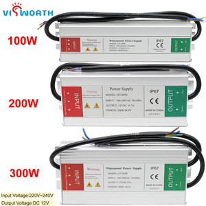 DC12V 100W 200W 300W Waterproo