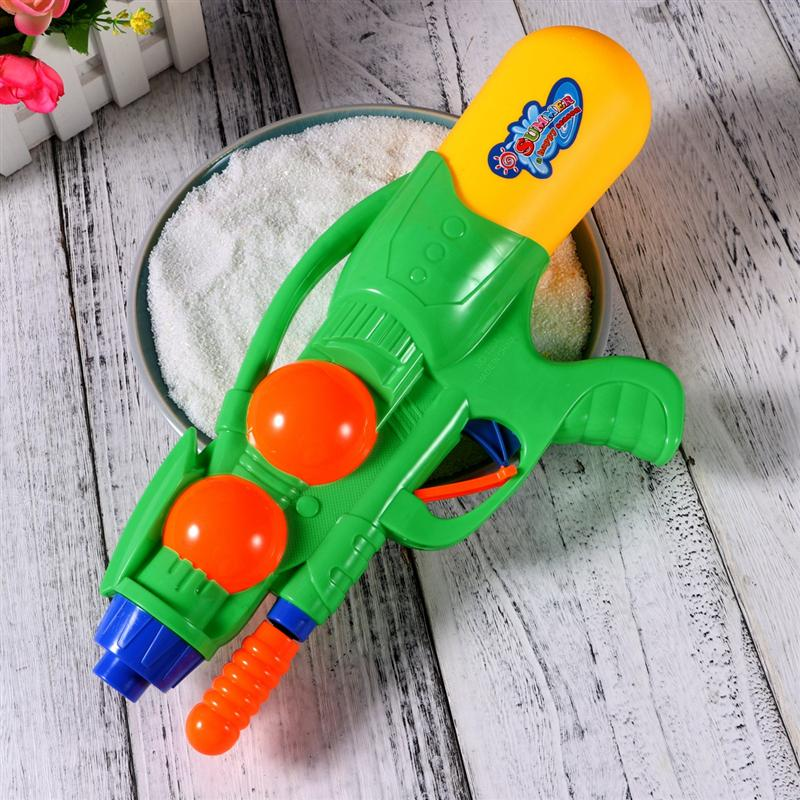 cheapest 10 Pcs Water Soaker Toys Funny Play Water Container Shooter Toy Chic Summer Beach Playthings Bath Toys Random Color