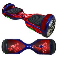 цена на 6.5 Inch Hoverboard Sticker Electric Scooter Bike Gyroscooter Sticker for Two Wheel Self Balancing Bike Hover Board Stickers