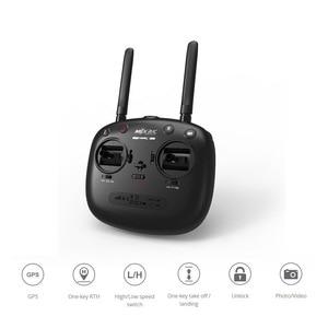 Image 4 - 2019 Mới MJX X104G Rỗng Cốc Xe Máy Gps Rc Drone Với 5G Wifi Fpv Hd Camera Rc Vs z5 Rc Trực Thăng Tặng Đồ Chơi Dron