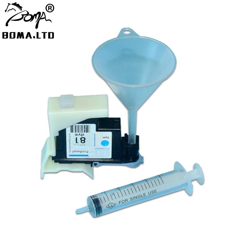 Թեժ մաքրող գործիքներ HP81 HP83 տպիչի - Գրասենյակային էլեկտրոնիկա