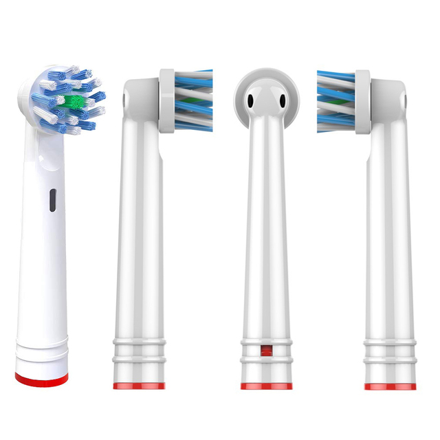 Oral B Electric Toothbrush Heads 5
