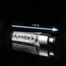 7 LED Bicycle Wheel Gas Nozzle Light Accessory Change Letter Valve