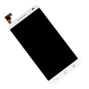 Image 5 - עבור Alcatel One Touch איידול 2 OT6037 LCD עם מסך מגע Digitizer חיישן הרכבה עבור אלקטל 6037 תצוגת משלוח חינם