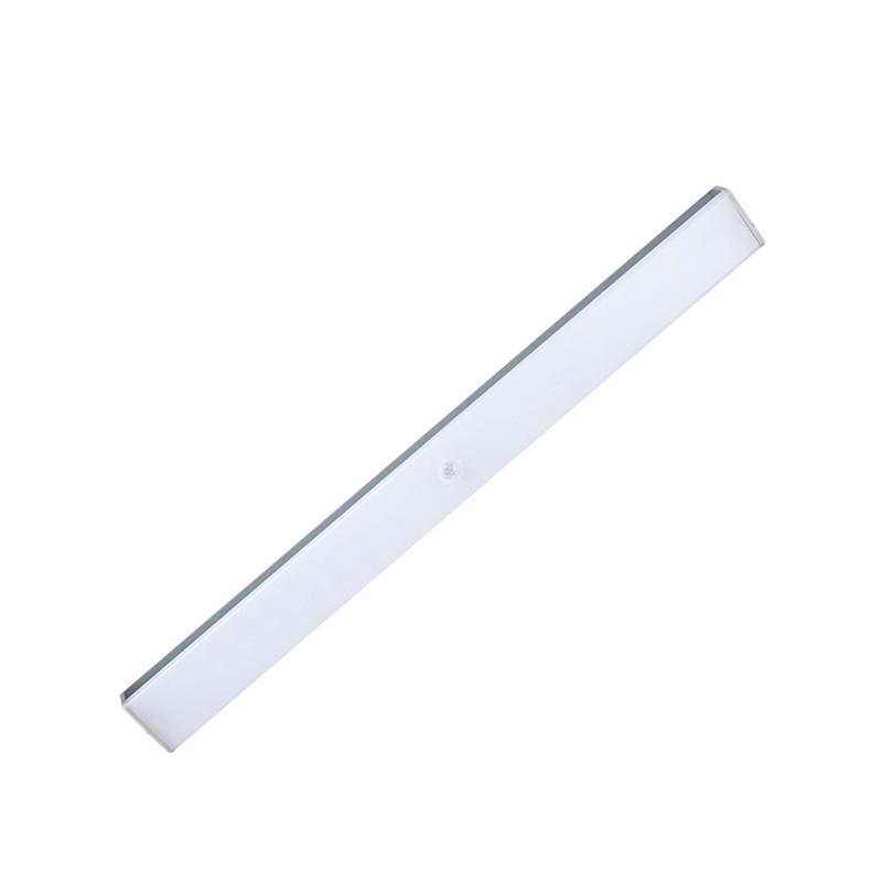 Kaigelin 68 LED 40cm Motion Sensor Kitchen Light Energy Saving Cabinet Kitchen Bedroom Wardrobe Indoor Stair Wall Lamps