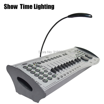 Hot sale DMX 240A Controller DMX 512 Console Stage Lighting DJ Equipment DMX 512 Control LED Par Moving Head Spotlights Showtime 2xlot big discount 6 channel simple dmx controller for stage lighting 512 dmx console dj controller equipments free shipping