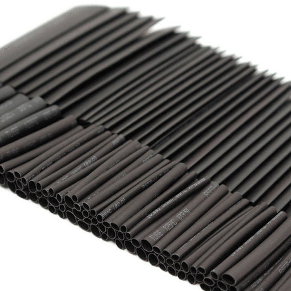 Best DealTubing-Wrap-Sleeve Sleeving Electrical-Cable-Tube-Kits Heat-Shrink-Tube Assorted Shrinking║