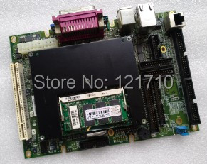 Industrial equipment board ASH ETX IV266 BIORAD(L) 3031 with processor and memory