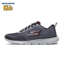 d305adcc05 SKECHERS Skye Strange Kids Shoes New Pattern Bandage Low Help Teenagers  Sports Sneakers Light Running Shoes