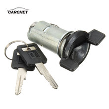 цены CARCHET New Car Ignition Switch Cylinder Lock with 2 Keys for Chevy /GMC for Jeep /Buick /Pontiac Switch Lock Car Accessories