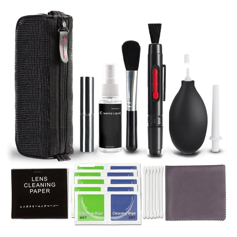 Professional Lens Camera Cleaning Kit Sets Electronic Product Cleaning Sets Brushes Sets image