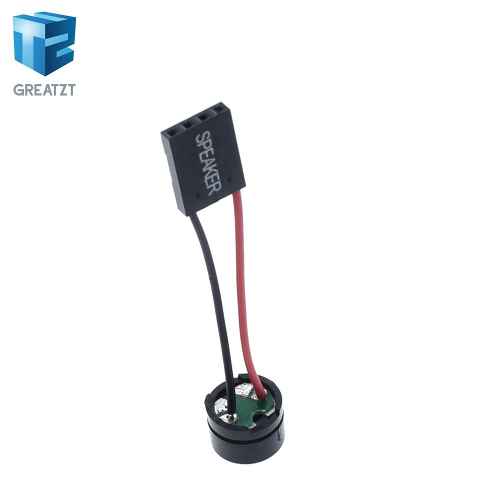 Genteel Greatzt 1pcs Mini Plug Speaker For Pc Interanal Bios Computer Motherboard Mini Onboard Case Buzzer Board Beep Alarm New Lustrous Surface Acoustic Components Electronic Components & Supplies