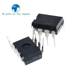 10PCS MC34063API MC34063 34063 DIP8 DIP Boost or buck power DC/DC converter