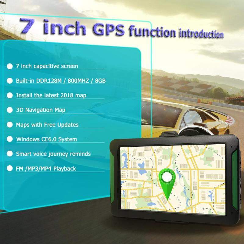 Best Buy] S7 7 inch 8GB Portable Touch Screen HD Car GPS Navigation