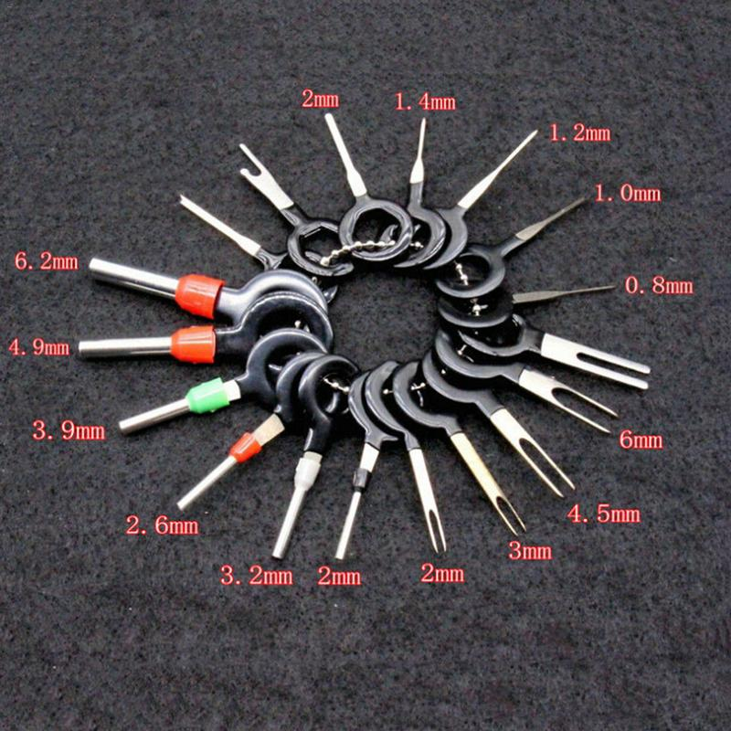 hot-18pcs-car-wire-terminal-removal-tool-wiring-connector-pin-extractor-puller-tools-drop-shipping