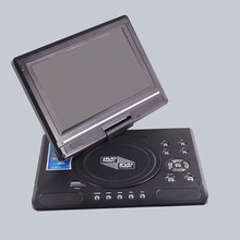Mini Portable HD 9.8 Inch Mobile DVD Player Game TV