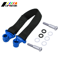 Motocycle Rear Rescue Pull Bundle Belt Draw Leashes For YAMAHA YZ250F YZ450F YZ 250 450 F 250F 450F 2014 2015 2016 2017 2018 19