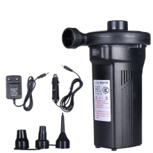Штепсельная Вилка европейского стандарта, перезаряжаемый электрический воздушный насос, никель-кадмиевый аккумулятор, надувной воздушный насос, надувной дефлятор для наружного Каяка