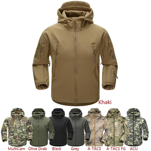Men Outdoor Jacket Water-resis