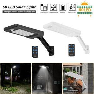 60 LED Solar Light PIR Motion