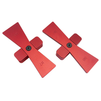 Woodworking Dovetail Rule Hand Cut Wood Joints Gauge Dovetail Guide Tool Dovetail Template Size 1:5 1:7 And 1:6 1:8 Diy Tool