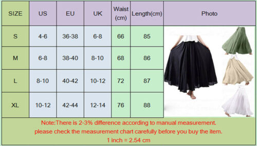 Summer Women Clothes 2019 New Fashion Women Long Maxi Skirts High Waist Solid Summer Beach Pleated Skirts in Skirts from Women 39 s Clothing