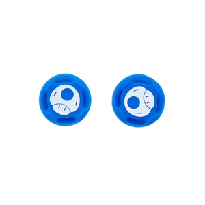 Image 3 - 4 Pcs Silicone Analog Thumb Stick Caps for Nintend Switch NS PRO Controller Sticks Cap Skin Cover Joystick Grips