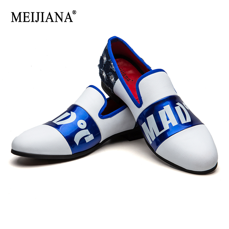 MEIJIANA Driving Comfort shoes Men s Outdoorcasual Shoes 2019 New Fashion Luxury Loafers Work Shoes Blue