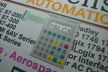 OP5 6AV3505-1FB01 Panel 100% New Membrane Keypad Switch,FAST SHIPPING